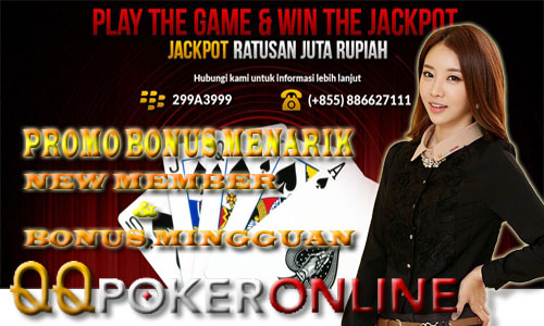 AGEN JUDI POKER DOMINO INDONESIA