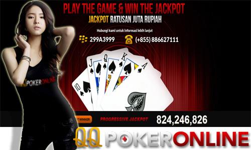 Agen Judi Poker Online Rekening Bank BCA BNI BRI Mandiri