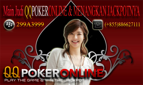 AGEN BANDAR JUDI POKER DOMINO INDONESIA