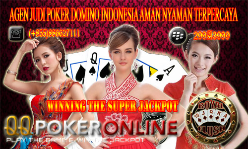GAME JUDI POKER DOMINO ONLINE VIA ANDROID IOS BLACKBERRY