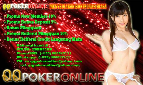 7 Jenis Permainan Kartu Paling Populer Di Indonesia Versi QQPokerOnline