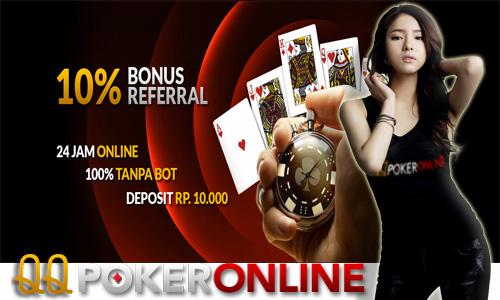 Panduan Cara Menang Bermain Judi Game Domino Poker Online Uang Asli