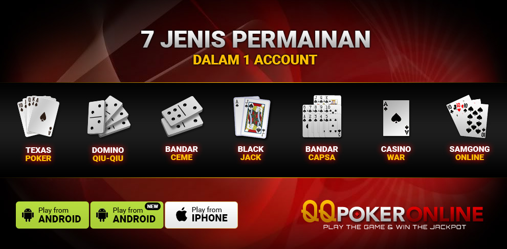 Qq poker online uang asli how to play street bet roulette