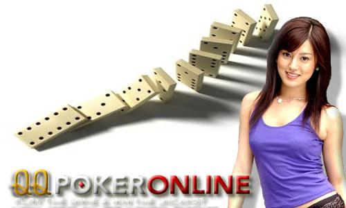 Cara Daftar Domino Online BBM, SMS, Line, Wechat, Yahoo Mesenger, Facebook