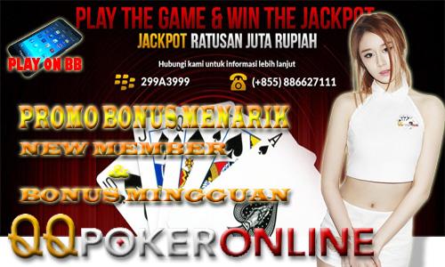 Cara Gampang Daftar Poker Online Uang Asli Line WeChat Whatsapp SMS BBM