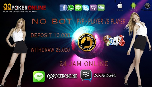 MAIN GAME BLACKJACK CAPSA LIVE POKER ONLINE TERBARU DI ANDROID DAN IOS