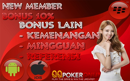 Game Judi Ios Android BB Uang Asli QQ Poker Online