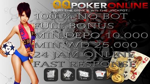 Situs Taruhan Judi Panduan permainan Ceme QQpokerOnline