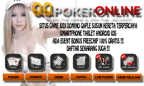 Website Game Domino Gaple Susun Kereta Online Indonesia
