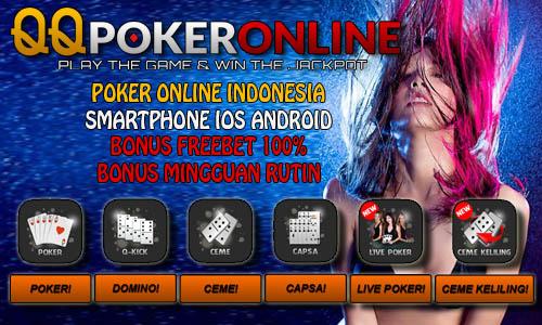 Situs Casino QQ Poker Online Indonesia Terlengkap Terpercaya