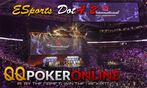 Poker Online QQ Judi Esports DotA 2 Counterstrike CS Go