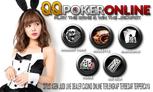 Casino Poker Baccarat Sicbo Roulette Blackjack Dragon Tiger