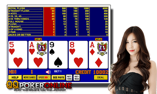 Judi Video Poker Online Indonesia Android iOS Smartphone