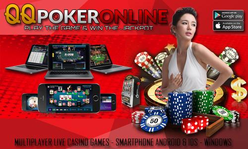 Domino Qiu Kick Online Uang Asli Smartphone iOS Android