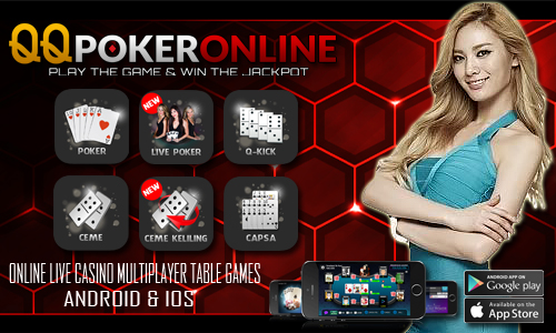 Poker Online Uang Asli Smartphone Paling Komplit Terpercaya