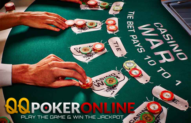 Bandar Judi Live Casino War Online
