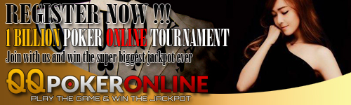 Turnamen Poker Online Hadiah 1 Milyar QQPokeronline