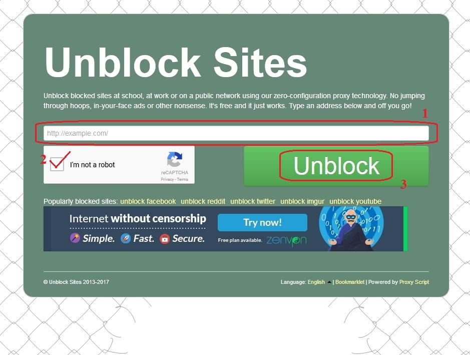 Solusi Cerdas Buka Blokiran Situs Judi Pakai Unblocksit