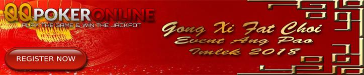 Event Freechip Bonus Angpao Imlek 2018 QQPokeronline