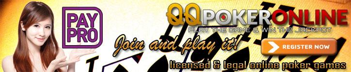 Apakah QQ Poker Online Bisa Deposit Via Paypro ?