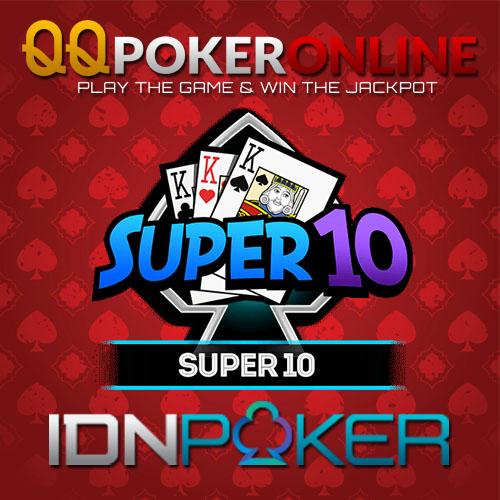 SUPER10 - GAME JUDI UANG ASLI ONLINE IDNPLAY TERPERCAYA