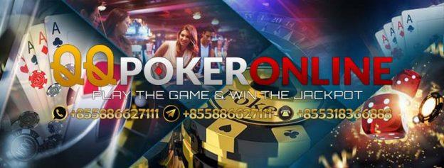 QQPokeronline - situs agen judi domino 99 online poker indonesia terpercaya